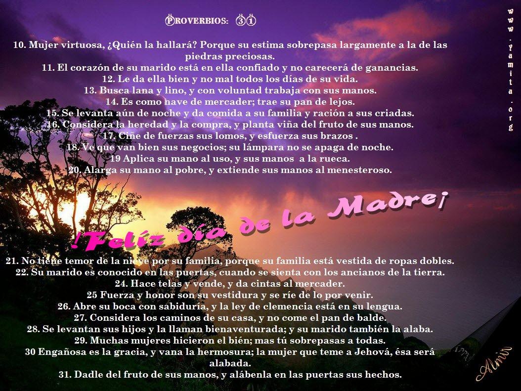Feliz Dia De La Madre Frases Cristianas